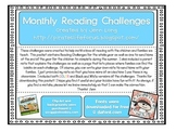 Monthly Reading Challenges