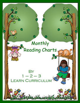 Monthly Reading Charts