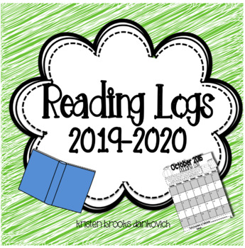 Monthly Reading Logs (2016 - 2017)