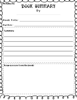 Monthly Reading Logs and Response Sheets