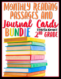 Monthly Reading Passages for the Entire Year (Bundle) 2nd Grade