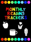 Monthly Reading Trackers