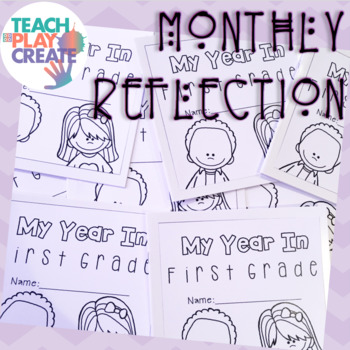 Monthly Reflection Books- Target Dollar Spot Book Compatible