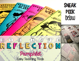 Reflection Pamphlets for Every Subject(72 total)