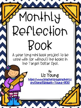 Monthly Reflection Writing Project for Dollar Spot Books