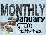 Monthly STEM Challenge ||January||