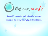 Monthly Schoolwide Character Trait Powerpoint