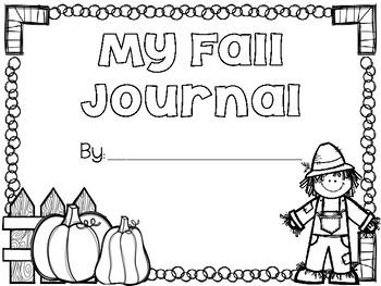 Monthly & Seasonal Kid Writing Journals