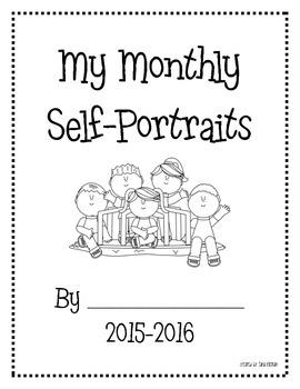 Monthly Self Portraits 15-16