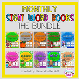 Monthly Sight Word Books