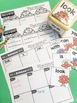 Monthly Sight Word Roll {EDITABLE} BUNDLE