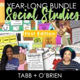 Monthly Social Studies BUNDLE!