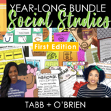 Monthly Social Studies BUNDLE!