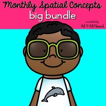 Monthly Spatial Concepts Big Bundle