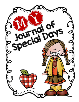 Monthly Special Days Mini Book