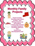 Monthly Take Home Projects