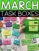Monthly Task Box Bundle
