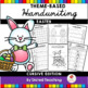 Monthly Theme Based Handwriting Lessons Growing Bundle (Cursive Edition)