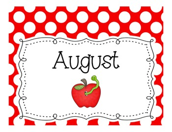 monthly theme box labels by jessica littlest scholars tpt