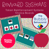 Monthly Reward Systems & Choice Boards