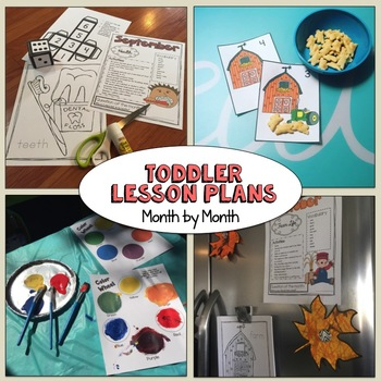 Toddler Lesson Plans
