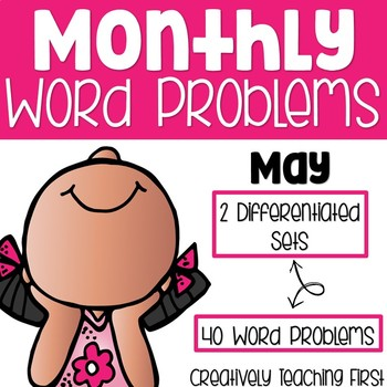 Monthly Word Problems {May)