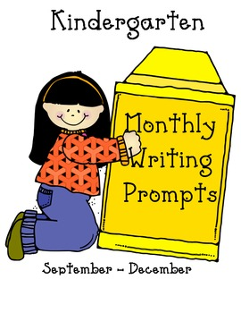 Monthly Writing Activities