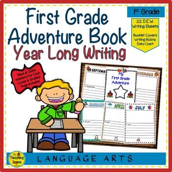 Writing:  My First Grade Adventure