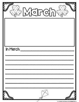 Writing:   My Second Grade Adventure