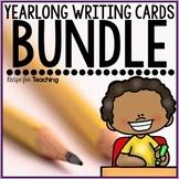 Yearlong Writing Cards Bundle