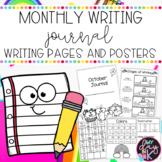 Monthly Writing Journal