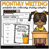 Monthly Writing Portfolio {K-1}