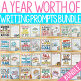 Monthly Writing Prompts For All The Seasons