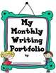 Monthly Writing Prompts! Writing Portfolio Pack