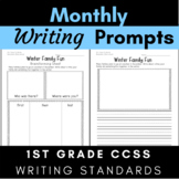 Monthly Writing For Entire Year