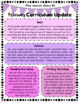 Monthly newsletters - full color - fully editable