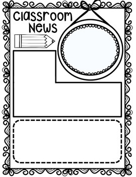 Monthly or Weekly Newsletters