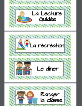 Monthly writing prompts - En Francais