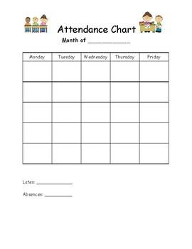 MonthlyIndividual, Attendance, Self-portrait, Semester Labels