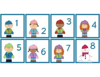 Months and Days Cards Bundle Instant Download PDF; Preschool, Kindergarten