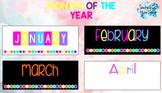 #aussiebts Bright Months of the Year