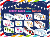 Months of the Year Bunting Banners