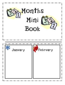 Months of the Year/ Calendar Skills