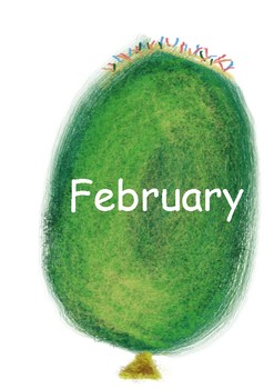 Months of the Year - Hungry Caterpillar