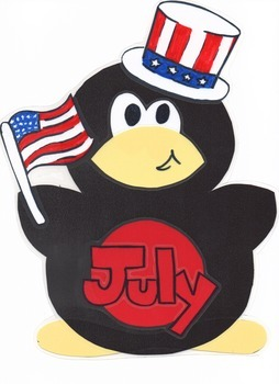 Months of the Year Penguins