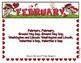 Calendar Songs