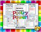 Months of the Year Poetry Power! Daily Literacy Practice