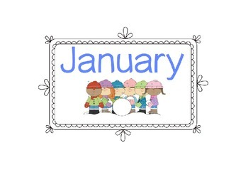 Months of the Year Signs