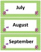 Months of the Year~ Spring