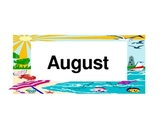 Months of the Year Tags
